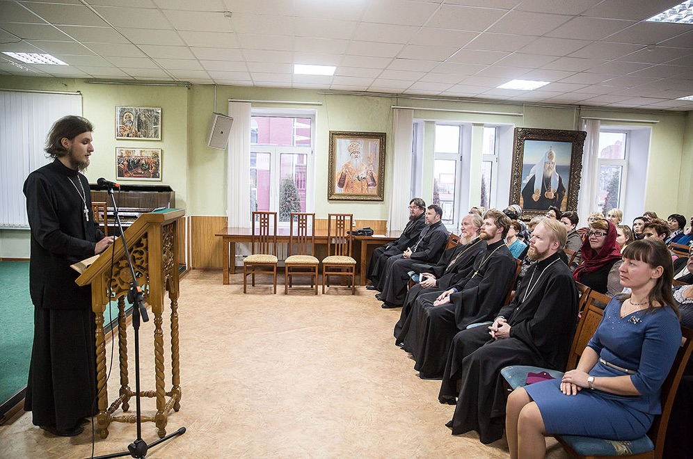 Открытие Рождественских образовательных чтений в Щелково