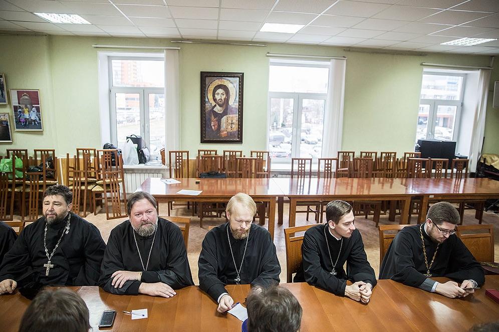 Собрание духовенства Щелковского благочиния