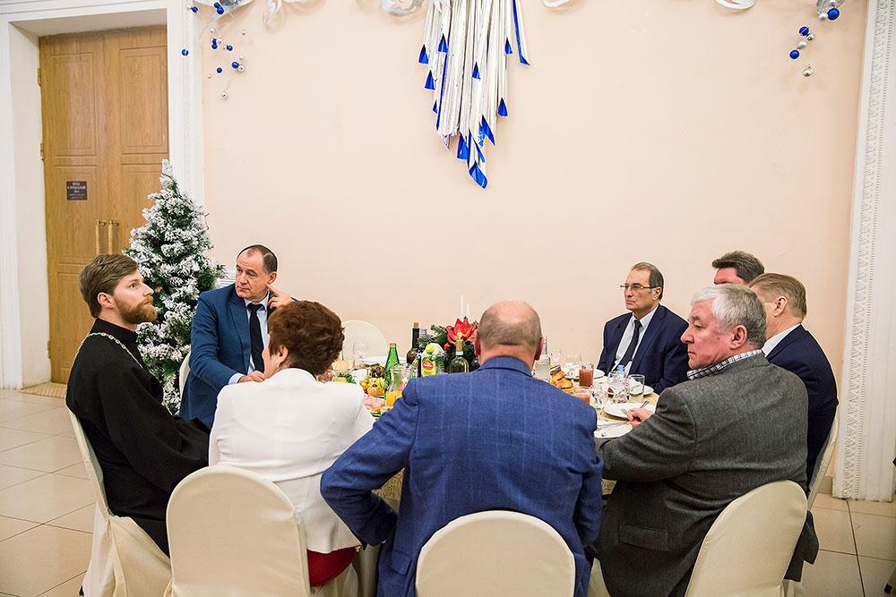 Подведение итогов года в Щелковском муниципальном районе