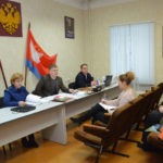 Заседание комиссии по делам совершеннолетних