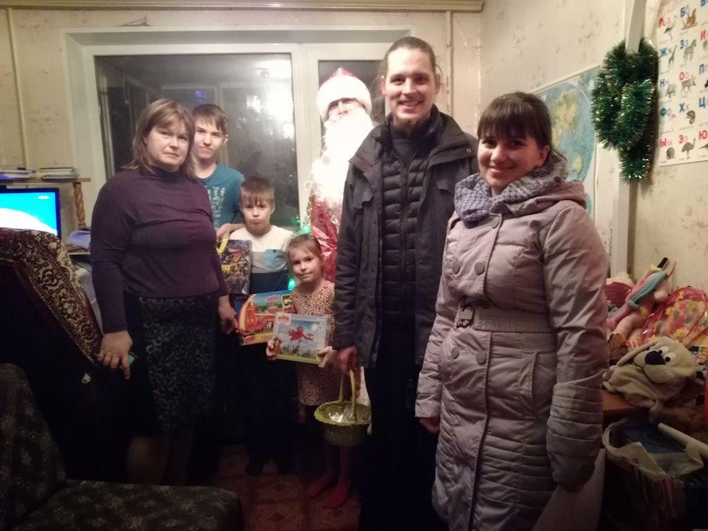 """Акция """"Рождественское чудо"""""""
