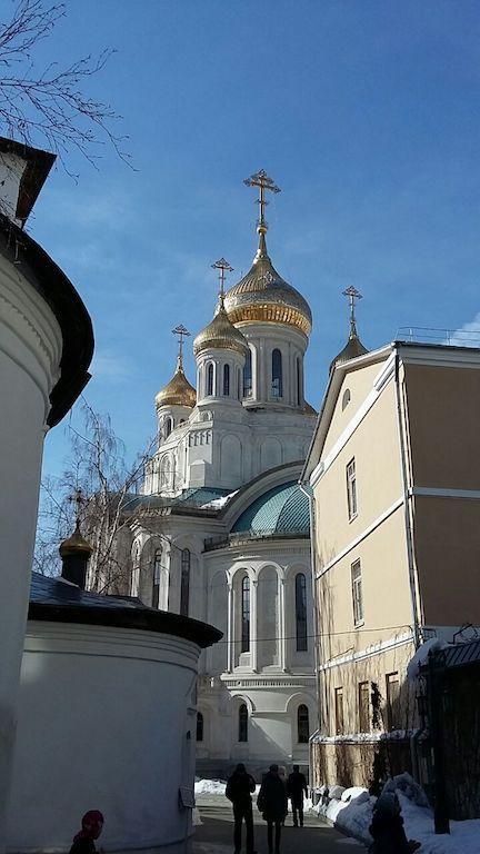 Паломничество в Сретенский монастырь