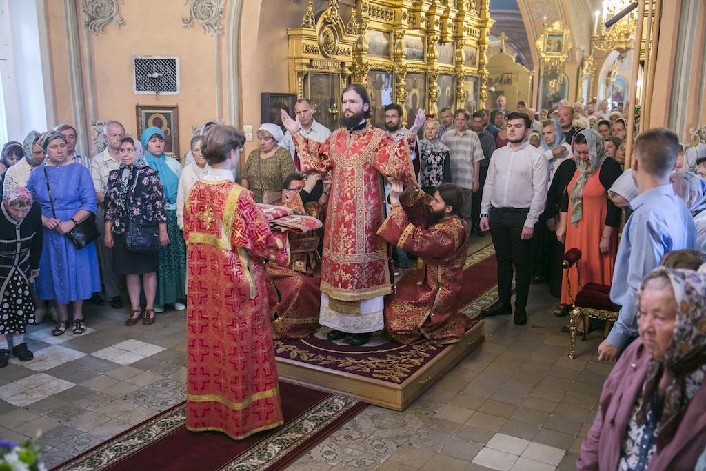 80-летие кончины священномученика Александра Крутицкого
