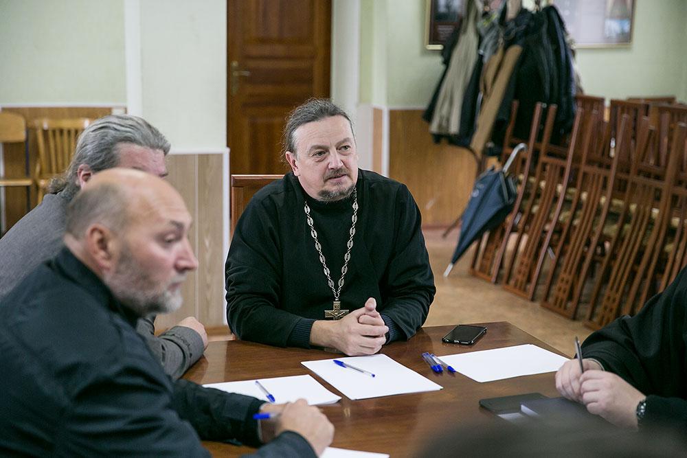 Собрание духовенства Щёлковского благочиния