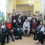 Встреча со студентами ОСП2 Щёлковского колледжа